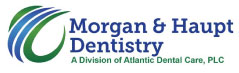morgan and haupt dentistry logo